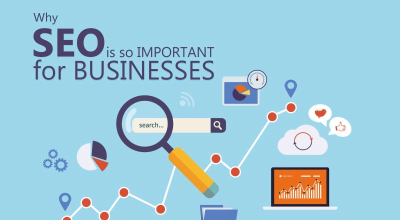 SEO importance for small businesses